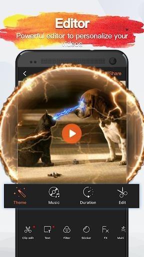 Приложение VivaVideo PRO для Андроид