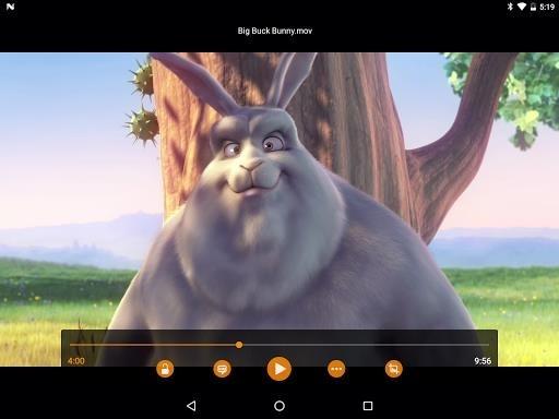 Скриншот VLC для Андроид