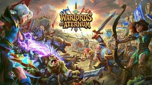 Warlords of Aternum для Андроид