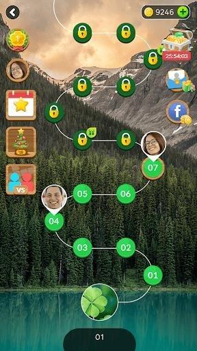 Скриншот Word Life: игра-головоломка для Андроид