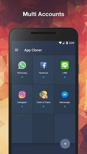 Скриншот App Cloner для Андроид