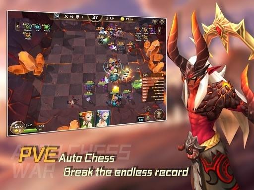 Auto Chess War для Андроид