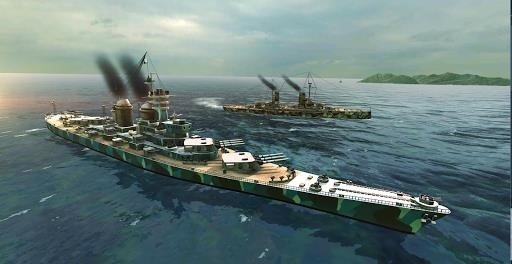 Battle of Warships: Naval Blitz для Андроид