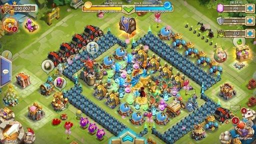 Битва Замков для Андроид