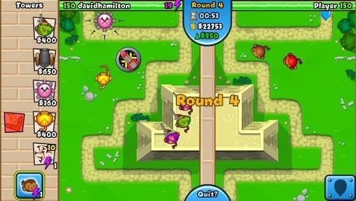 Скриншот Bloons TD Battles для Андроид