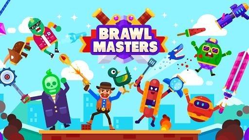 Brawl Masters ⚔️ для Андроид