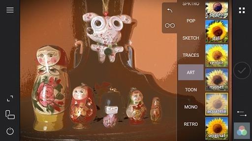 Скриншот Cameringo Lite для Андроид