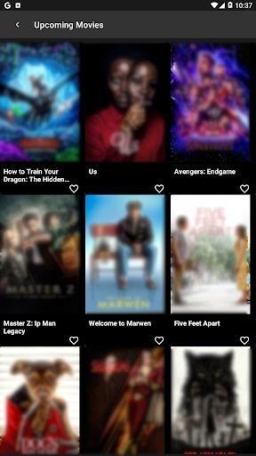 Скриншот Cinema HD для Андроид