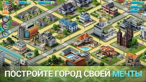 Скриншот City Island 3 Строительный Sim Offline для Андроид
