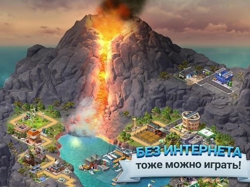 City Island 5 — Tycoon Building Offline Sim Game для Android