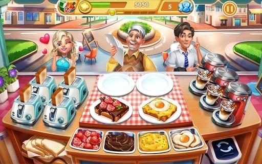 Приложение Cooking City для Андроид