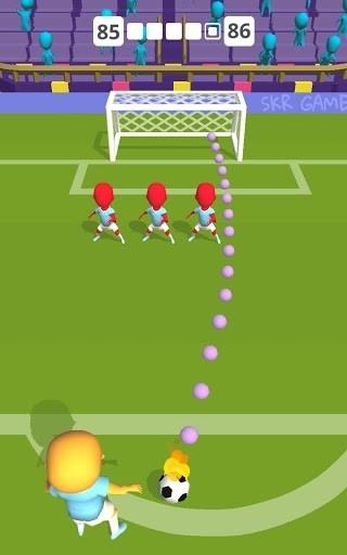 Приложение Cool Goal для Андроид