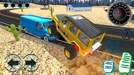 Приложение Crime Sim: Grand City для Андроид
