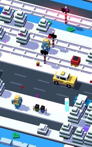 Crossy Road для Андроид
