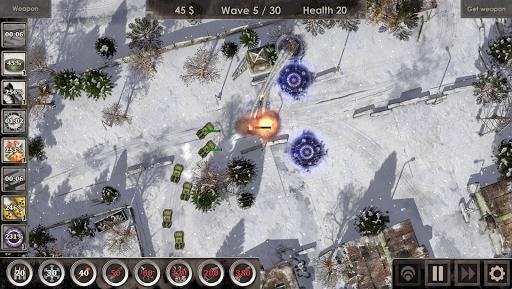 Приложение Defense Zone 3 Ultra HD для Андроид