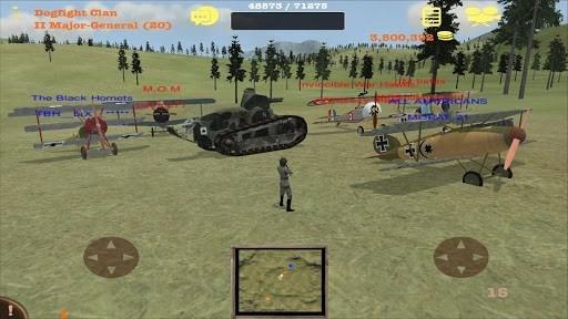 Скриншот Dogfight Elite для Андроид
