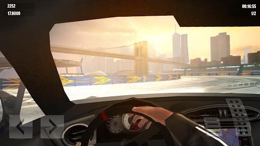 Скриншот Drift Max World — дрифт-игра для Андроид