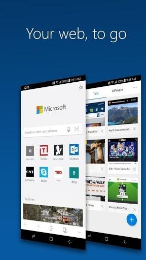 Edge для Android