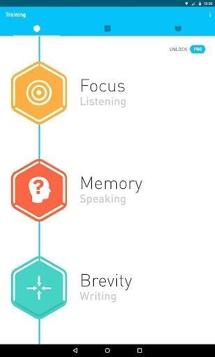 Скриншот Elevate — Brain Training Pro для Андроид