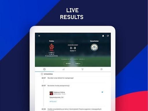 Скриншот Eurosport для Андроид