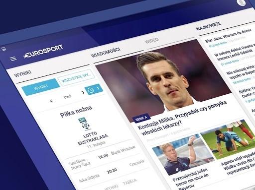 Eurosport для Андроид