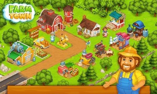 Скриншот Ферма Бесплатно с Барашками, веселая и семейная для Андроид