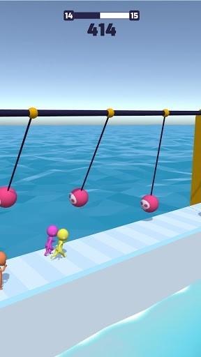 Скриншот Fun Race 3D для Андроид