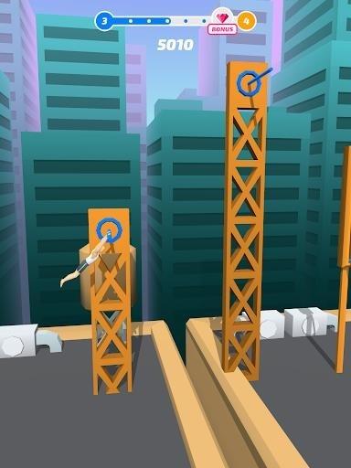 Приложение Gym Flip для Андроид