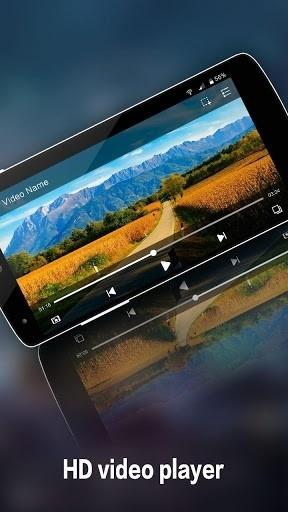 Скриншот HD VideoBox для Андроид