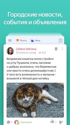 Приложение Яндекс — с Алисой для Андроид