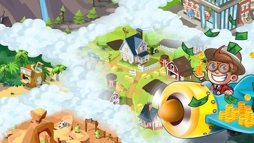 Приложение Idle Farming Empire для Андроид