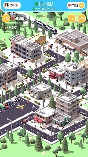 Скриншот Idle Island — Постройте город на своем острове! для Андроид