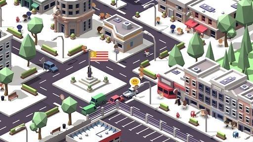 Idle Island — Постройте город на своем острове! для Android