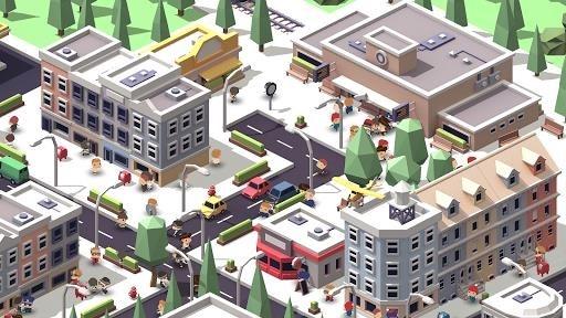 Приложение Idle Island — Постройте город на своем острове! для Андроид