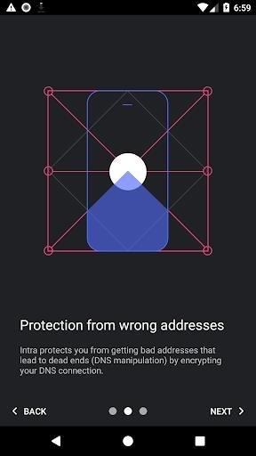 Intra для Андроид