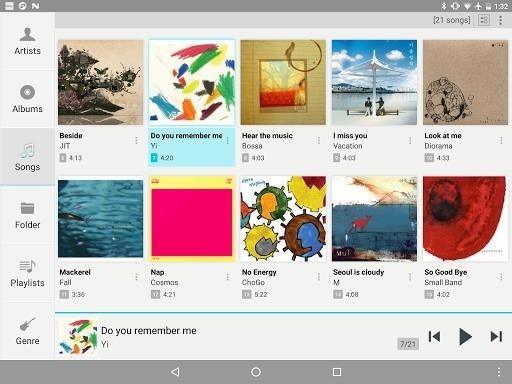 Приложение jetAudio HD Music Player Plus для Андроид