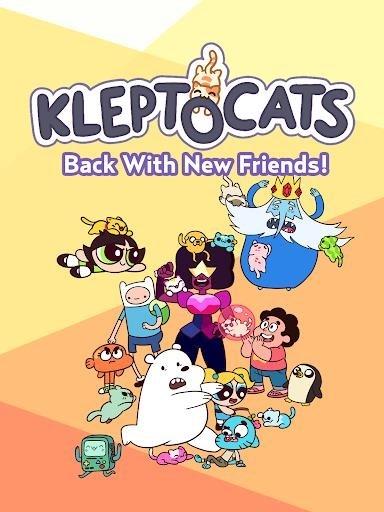 Приложение KleptoCats для Андроид
