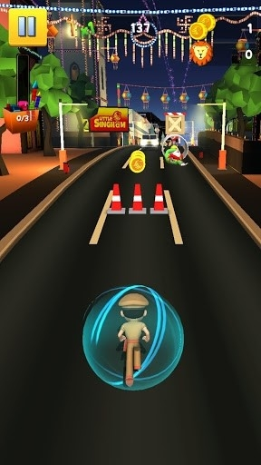 Скриншот Little Singham для Андроид