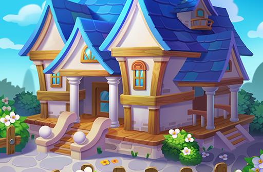 Decor Dream: Home Design Game and Match-3 для Андроид скачать бесплатно