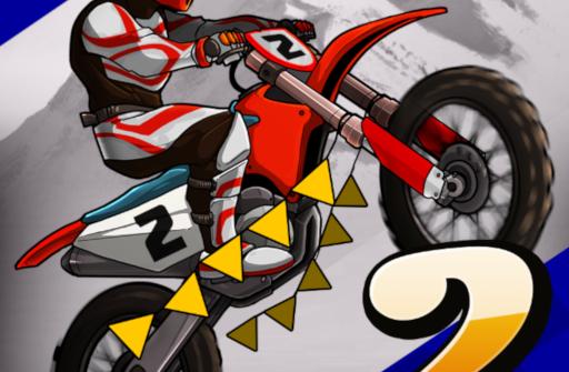 Mad Skills Motocross 2 для Андроид скачать бесплатно