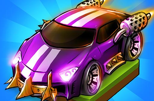Merge Battle Car Tycoon для Андроид скачать бесплатно