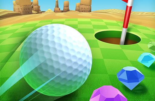 Mini Golf для Андроид скачать бесплатно