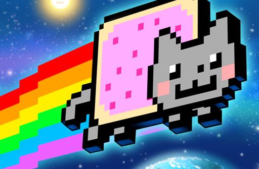 Nyan Cat: Lost In Space для Андроид скачать бесплатно