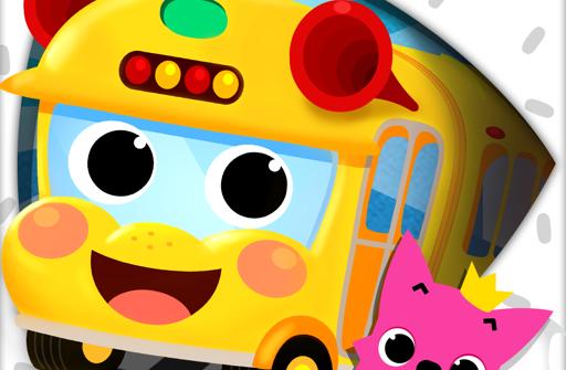 PINKFONG Car Town для Андроид скачать бесплатно
