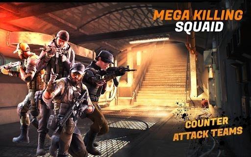 Скриншот Mega Killing Squad: Не в сети для Андроид