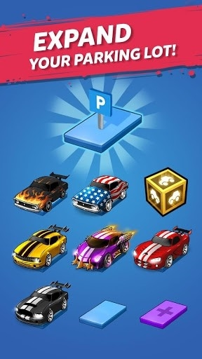 Merge Battle Car Tycoon для Android