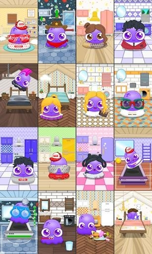 Приложение Moy 6 the Virtual Pet Game для Андроид