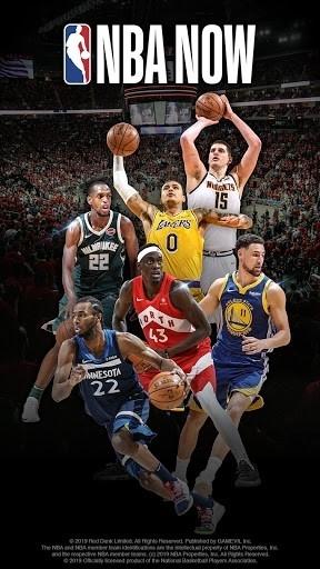 NBA NOW для Андроид