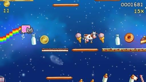 Nyan Cat: Lost In Space для Android