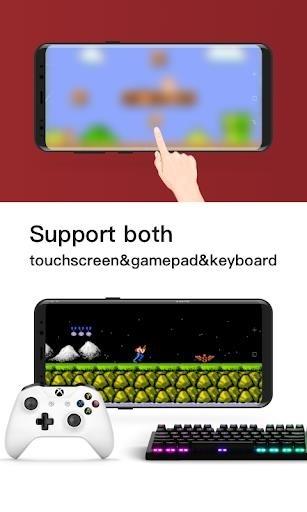 Скриншот Octopus —  Play games with gamepad,mouse,keyboard для Андроид